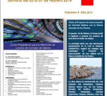 CAPAMEC Informa del 03 al 07 Febrero 2014