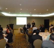 """Conferencia """"Intermediarios Panameños que Participan en el Mercado de Valores de los Estados Unidos""""."""
