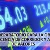 Curso Preparatorio para la Obtención de la Licencia de Corredor y Analista de Valores (Panamá) del  02  al 13 de Julio 2018
