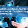 """Seminario""""Aspectos Relevantes del Acuerdo 05-2018, Lineamientos Generales para Gestión del Riesgo de Tecnología de la Información"""""""