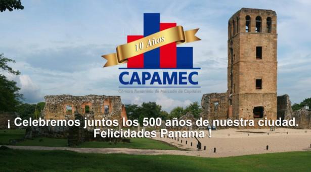 Felicitaciones por los 500 años de la fundación de Panamá Viejo  !