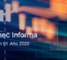 Capamec Informa Volumen 1 año 2020