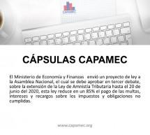 Capsulas CAPAMEC No. 1