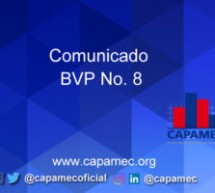Comunicado BVP No. 8