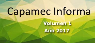 Capamec Informa Volumen 1 Año 2017