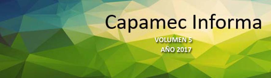 Capamec Informa Volumen 5 Año 2017