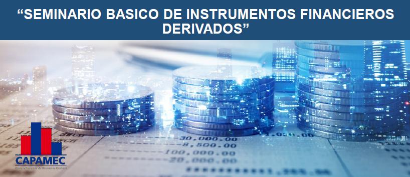 Seminario de Instrumentos Financieros Derivados 16 al 19 de Septiembre 2019