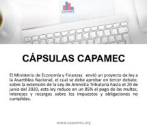 Cápsulas CAPAMEC No. 1