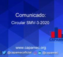 Comunicado Circular SMV-3-2020