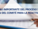 Boletín – Conformación de Comité para la reactivación laboral