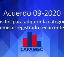 Acuerdo 09 – 2020