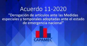Acuerdo 11-2020