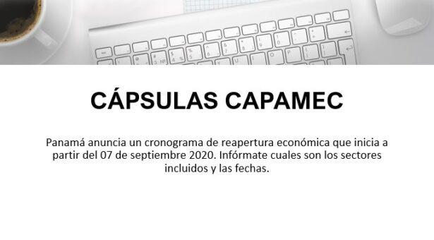 Capsulas Capamec No.5