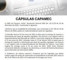 Cápsulas Capamec No.7