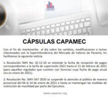 Cápsulas Capamec No.6