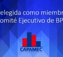 SMV elegida como miembro del Comité Ejecutivo de BPR