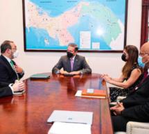 La presidencia ejecutiva de CAF se instalará por primera vez en Panamá