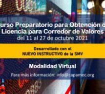 Curso Preparatorio octubre 2021 «Modalidad Virtual»
