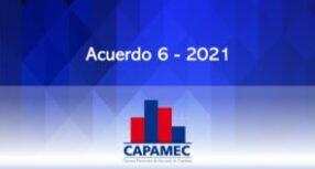 Acuerdo 6-2021